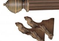 Wooden Curtain Rod Brackets Sale