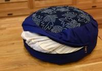 Zafu Meditation Cushion Pattern