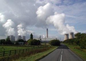 Drax power station: Creative Commons/Paul Glazzard