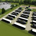 Battery storage totalling 40MW will be installed at Glassenbury, in Kent