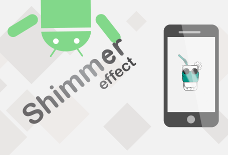 Shimmer Effect Android