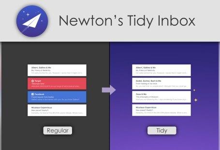 Newtons Tidy Inbox