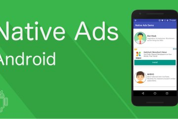 Admob Native Ads Android
