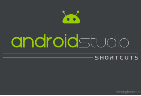 Android Studio Keyboard Shortcuts