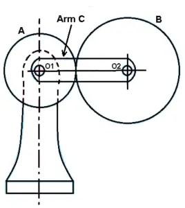Epicyclic gear train
