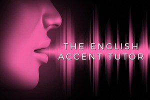 The Voice Box of your mouth that produces your accent