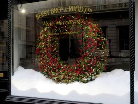 Berry Bro & Rudd Ltd. London