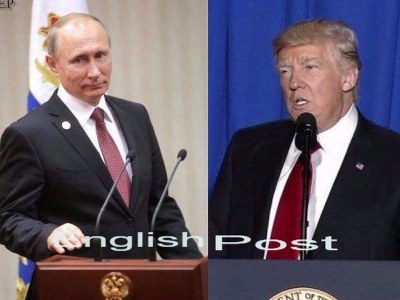 Putin hails summit with Trump, slams critics - The English ...