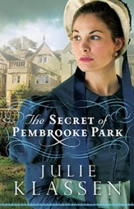 The Secret Of Pembrooke Park - My Review
