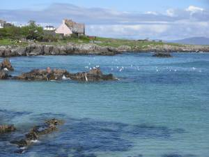 Iona--Scotland - Early Center for Christianity in Scotland