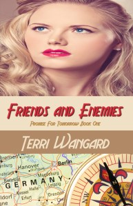 Interview with Terri Wangard & GIVEAWAY  | The Engrafted Word