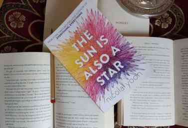 the sun is also a star by nicola yoon  book