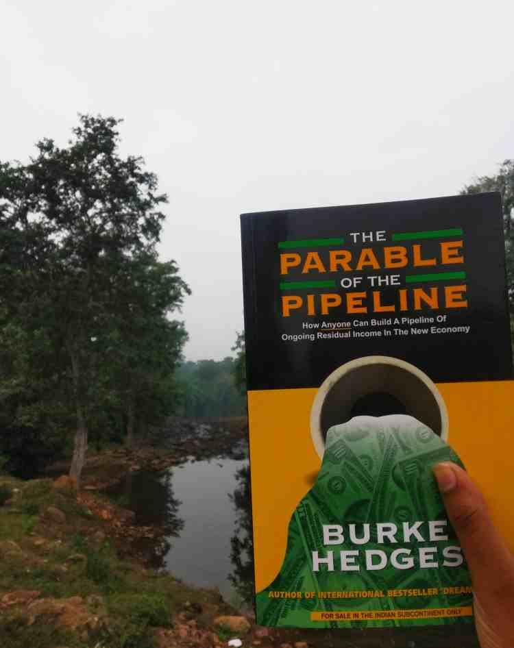 Book Review: The Parable of The Pipeline by Burke Hedges