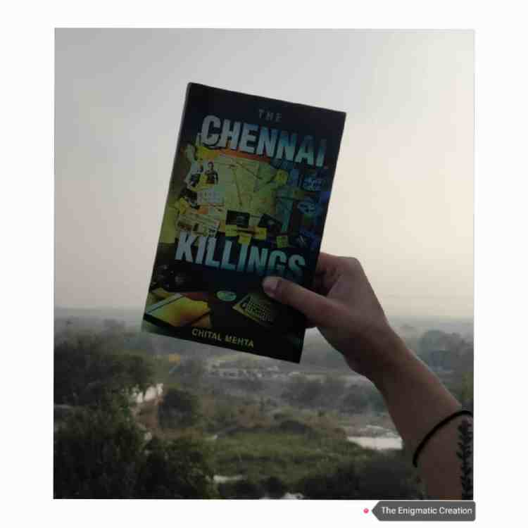Book Review: The Chennai Killings by Chital Mehta