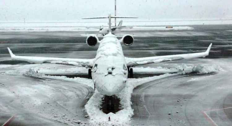 De-icing & Anti-icing Methods in Aircraft