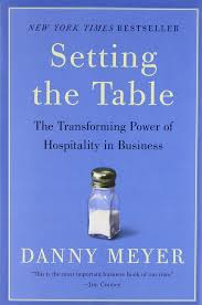 Setting the Table: The Transforming Power of hospitality in business  entrepreneurs