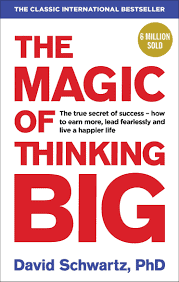 The Magic of Thinking Big Book entrepreneurs