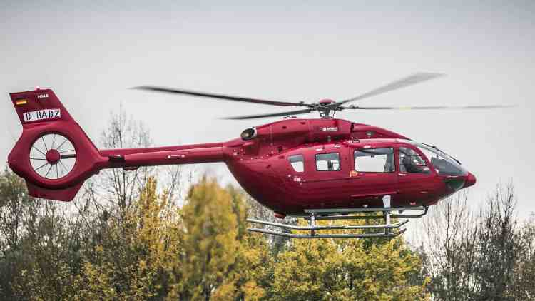 Airbus H145 Chopper – All you need to know