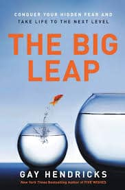 Buy The Big Leap: Conquer Your Hidden Fear and Take Life to the Next Level  Book Online at Low Prices in India | The Big Leap: Conquer Your Hidden Fear  and Take