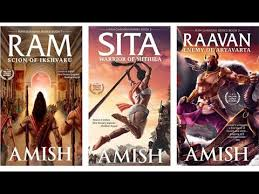 The Ram Chandra Series (book 1, 2 & 3) by Amish - Review - YouTube
