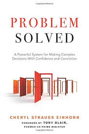 Buy Probelm Solved: A Powerful System for Making Complex Decisions with  Confidence and Conviction Book Online at Low Prices in India | Probelm  Solved: A Powerful System for Making Complex Decisions with