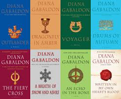 Diana Gabaldon Outlander Series 8 Book Set (1- 8): Diana Gabaldon:  0722589172427: Amazon.com: Books
