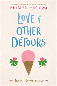 Amazon.in: Buy Love & Other Detours: Love & Gelato; Love & Luck Book Online  at Low Prices in India | Love & Other Detours: Love & Gelato; Love & Luck  Reviews &