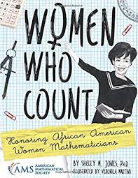 Buy Women Who Count: Honoring African American Women Mathematicians: 124  Book Online at Low Prices in India | Women Who Count: Honoring African  American Women Mathematicians: 124 Reviews & Ratings - Amazon.in