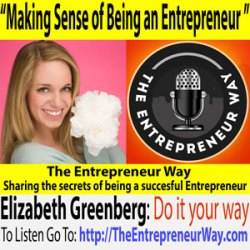 027: Making Sense of Being an Entrepreneur with Elizabeth Greenberg of Non-Scents Flowers