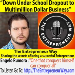 025: Down Under School Dropout to Multimillion Dollar Business with Real Estate Investment Dingo Engelo Rumora from Ohio Cashflow