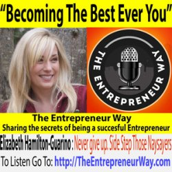 059: Becoming The Best Ever You with Elizabeth Hamilton-Guarino, Founder and CEO of The Best Ever You Network