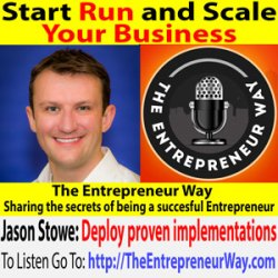 266: Start Run and Scale Your Business with Jason Stowe Founder and Owner of Cycle Computing