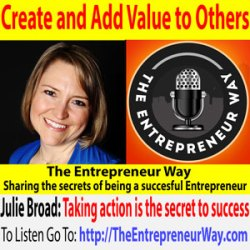 261: Create and Add Value to Others with Julie Broad Founder and Owner of Rev N You Training Inc. and Have More Influence