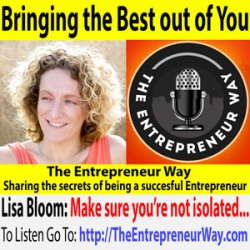 484: Bringing the Best out of You with Lisa Bloom Founder and Owner of Story Coach