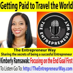 502: Getting Paid to Travel the World with Kimberly Ramsawak Founder and Owner of Professional Jetsetter