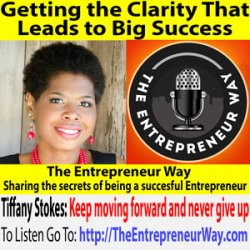 533: Getting the Clarity That Leads to Big Success with Tiffany Stokes the Healthy Accountant