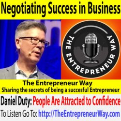 624: Negotiating Success in Business with Daniel Duty Co-Founder and Co-Owner of Conlego