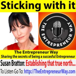 648: Sticking with It with Susan Bratton founder and owner of Savor Health