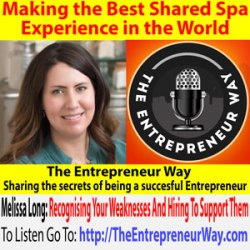 679: Making the Best Shared Spa Experience in the World with Melissa Long Founder and Co-owner of the Wake Foot Sanctuary