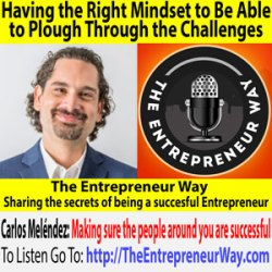 705: Having the Right Mindset to Be Able to Plough Through the Challenges with Carlos Meléndez Co-founder and Co-owner of Wovenware