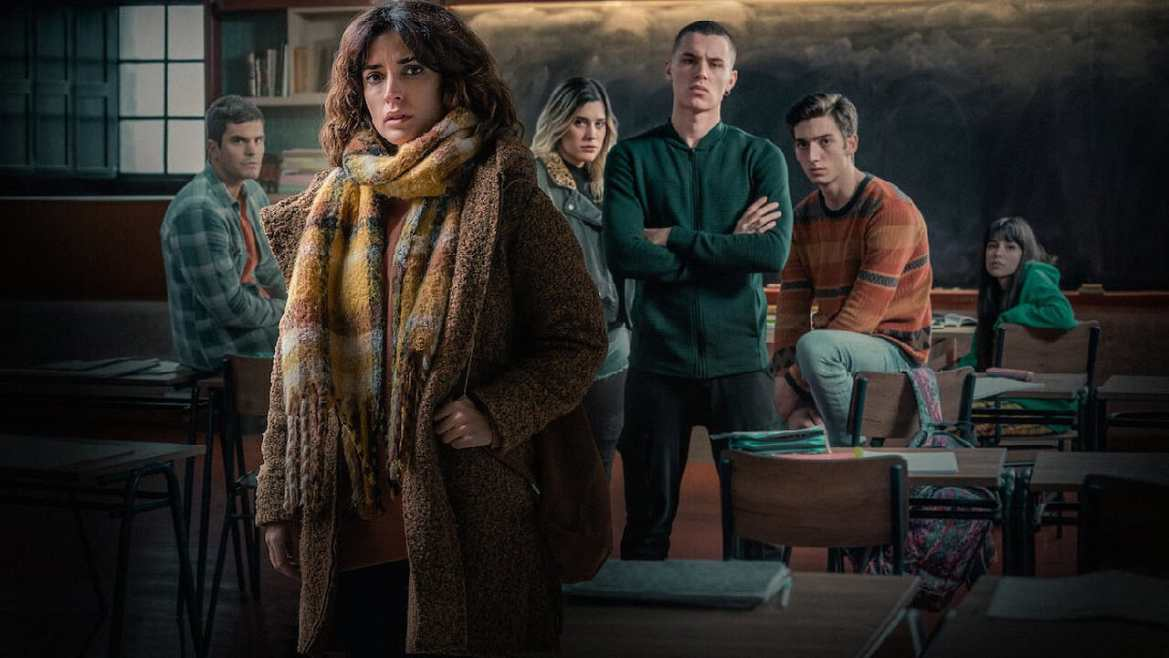 The Mess You Leave Behind: Arón Piper's New Netflix Series