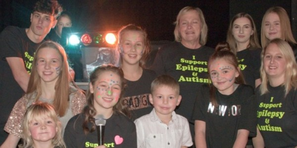 Daughter holds fundraising disco for mom after epilepsy diagnosis