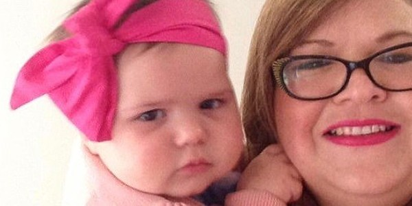 Baby girl, one, suffers eight-minute seizures EVERY DAY because of a rare condition