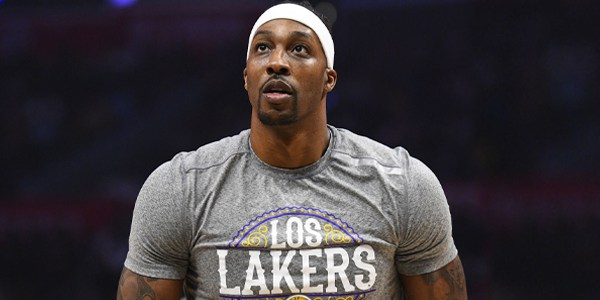 Lakers' Dwight Howard mourning after son's mother dies of epileptic seizure