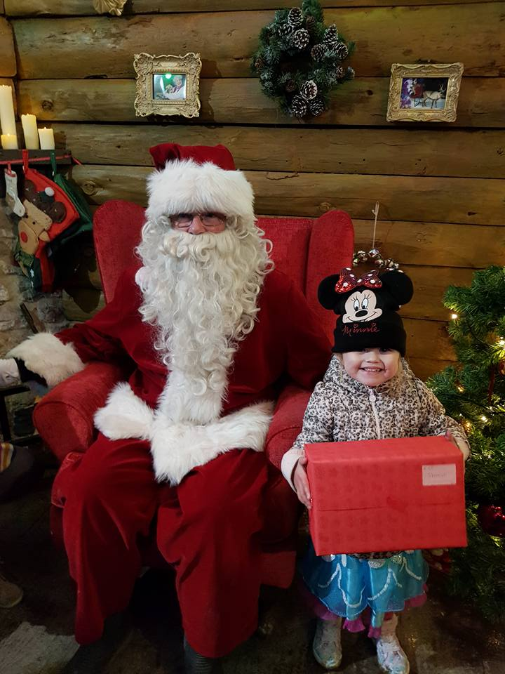 Longleat Father Christmas