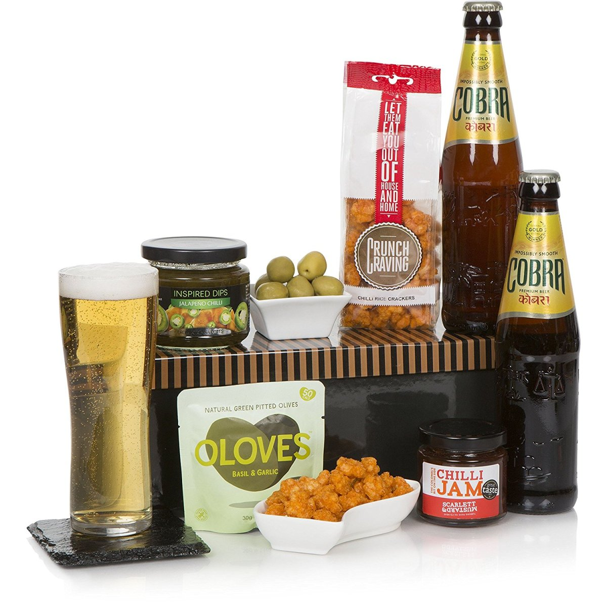 Spicy beer set
