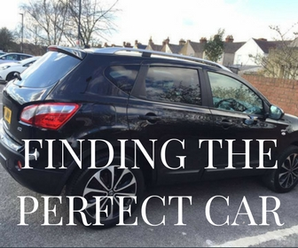 Finding The Perfect Car.