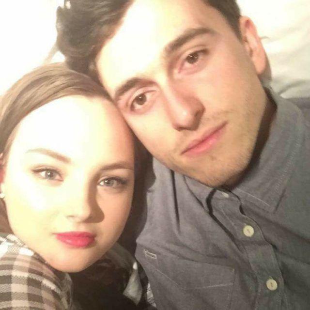 Tamara and Ryan