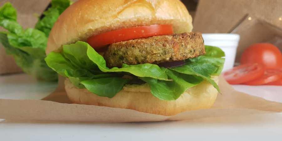 orogel veggie burger