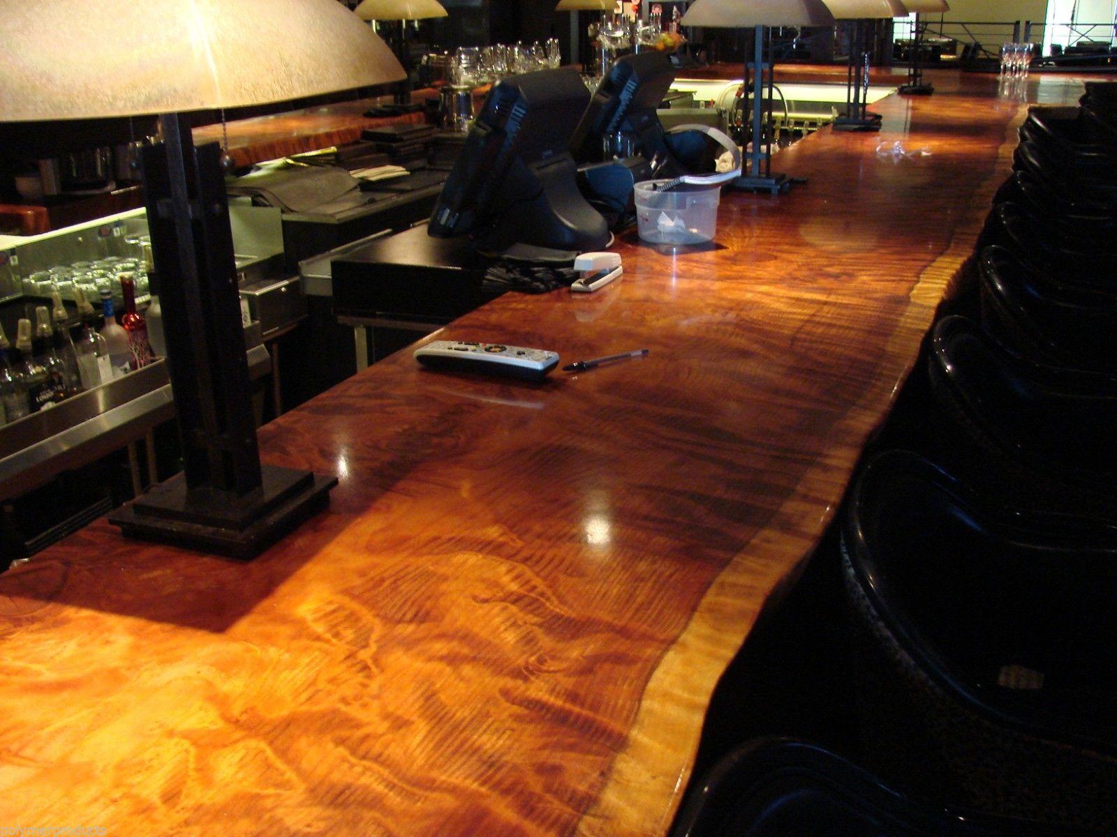 Max 1618 1 5 Gallon Epoxy Thin Wood Coating Resin Very